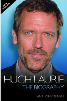 Hugh Laurie Biography on amazon